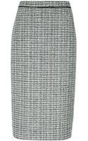 Eastex Tweed Pencil Skirt - Lyst