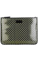 Marc By Marc Jacobs Techno-mesh Polka-dot Pouch - Lyst