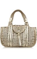 Anya Hindmarch Neeson Woven Leather Tote - Lyst