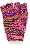 The Elder Statesman Cashmere Fingerless Gloves - Lyst