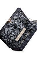Charlotte Olympia Pandora Lacey Box Clutch Black - Lyst