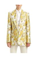 Stella McCartney Jacquard Jacket - Lyst