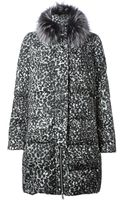 Moncler Gamme Rouge Hooded Padded Jacket - Lyst
