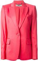 Stella McCartney Buttoned Blazer - Lyst