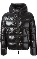Duvetica Hooded Padded Jacket - Lyst