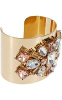 Kate Spade Crystal Arches Bracelet - Lyst