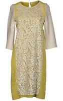 Schumacher Short Dress - Lyst
