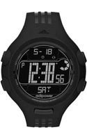 Adidas Black Adipower Digital Watch - Lyst