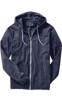 Old Navy Lightweight Zipfront Hoodies - Lyst