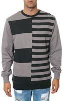 Black Scale The Riley Sweatshirt - Lyst