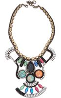 Lionette Frida Necklace - Lyst