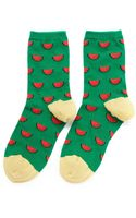 Hansel From Basel Watermelon Crew Socks - Lyst