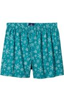 Old Navy Patterned Boxers - Lyst
