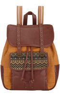 The Sak Leather Backpack - Lyst