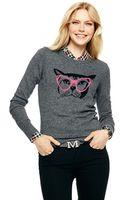 C. Wonder Cat Eyes Intarsia Sweater - Lyst