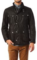 Barbour Zipped Jacket - Lyst