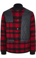McQ by Alexander McQueen Lumberjack Jacket - Lyst