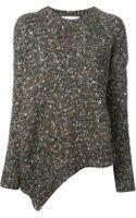 Stella McCartney Chunky Knit Sweater - Lyst