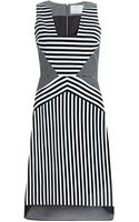 Richard Nicoll Square Neck Midi Sundress - Lyst