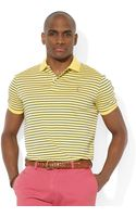Polo Ralph Lauren Polo Striped Pima Softtouch Polo Shirt - Lyst
