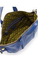 Oryany Cassie Braided Leather Medium Tote Bag - Lyst