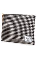 Herschel Supply Co. Extra Large Network Pouch  Houndstooth - Lyst