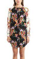 10 Crosby Derek Lam Tunic Dress - Lyst