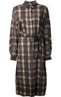 Etoile Isabel Marant Vanda Dress - Lyst