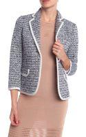 Maison Kitsuné Tweed Jacket - Lyst