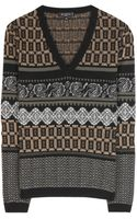 Etro Knit Sweater - Lyst