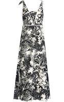 See By Chloé Long Dress - Lyst