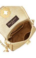 Eric Javits Baby Metallic Shoulder Bag - Lyst