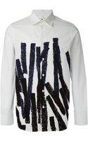 Marni Printed Shirt - Lyst