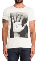 Scotch & Soda Photo Print Tee - Lyst