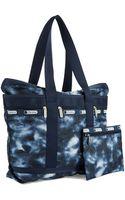 Lesportsac Plus Medium Printed Travel Tote Bag - Lyst