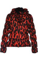 Moschino Cheap & Chic Down Jacket - Lyst