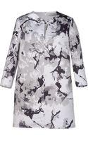 Pierre Balmain Short Dress - Lyst