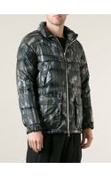 Moncler Gamme Rouge Padded Camouflage Jacket - Lyst