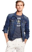 Tommy Hilfiger Denim Jacket - Lyst