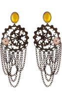 Bottega Veneta Earring - Lyst