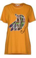 Carven T-shirt - Lyst