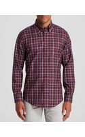 Brooks Brothers Plaid Sport Shirt - Classic Fit - Lyst