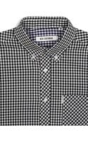 Ben Sherman Classic Gingham Check Long Sleeved Shirt - Lyst