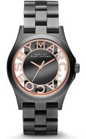 Marc By Marc Jacobs Ladies Henry Twotone Skeleton Watch - Lyst