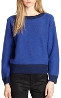 Marc By Marc Jacobs Harriet Merino Wool Sweatshirt - Lyst