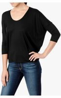 7 For All Mankind Dolman Top - Lyst