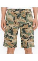 Levi's Elmwood Gridley Camo Shorts - Lyst