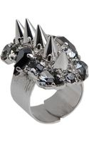 Crezus Ring - Lyst