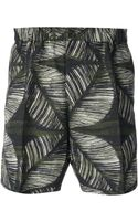 DSquared2 Printed Shorts - Lyst