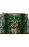 Marc By Marc Jacobs Snake Heart Mini Ipad Case 323 - Lyst